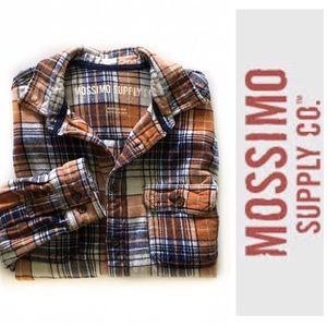 Men's Mossimo Flannel Top
